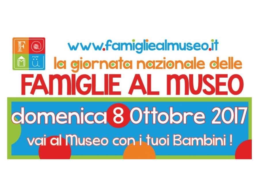 Famiglie al Museo - 8 Ottobre 2017