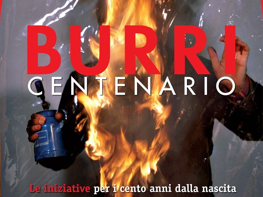 Centenary of the birth of Alberto Burri 1915 - 2015