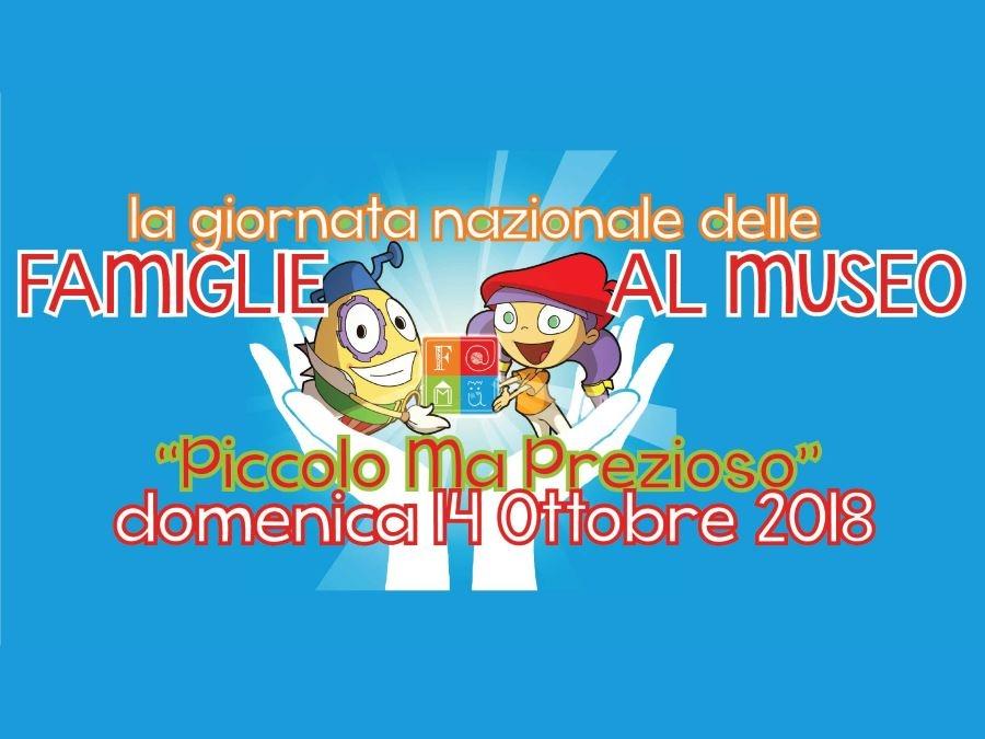 GIORNATA FAMU – DOMENICA 14/10/2018 EX SECCATOI TABACCO