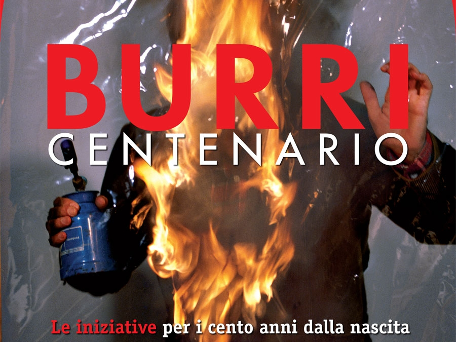 2015 Initiatives for the  100th Anniversary of  Alberto Burri's Birth